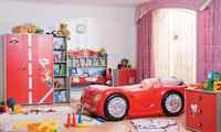 Подбираем стиль детской комнаты