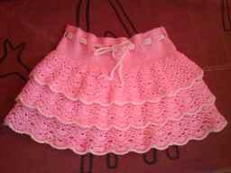 Вязание простой и элегантной