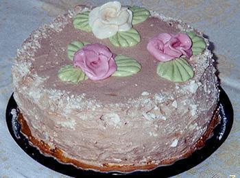 Kievskiy tort (retsept s foto)
