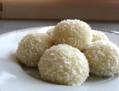 Конфеты Рафаэлло - рецепт в домашних условиях