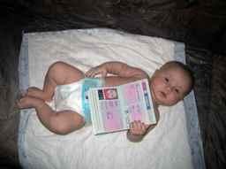 Как сделать быстро паспорт для ребёнка 148