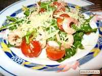 Как сделать салат с вареной курицей