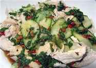 Вкусные и быстрые рецепты салатов с курицей