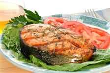 Рецепты красной рыбы запеченной в духовке с овощами