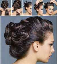 Прически на длинные волосы картинки - b