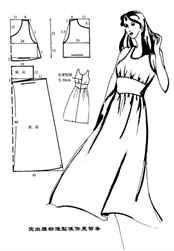 Скачать сарафанам и платья юбок выкройки
