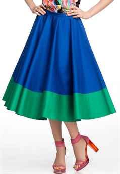 Длинные юбки на резинке выкройка