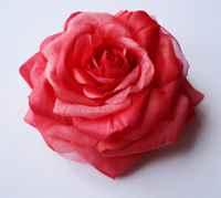 Розы красивые своими руками