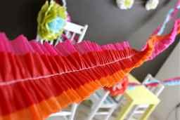 Объемные новогодние гирлянды своими руками из бумаги