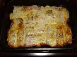 морской язык в духовке с картошкой рецепты с фото