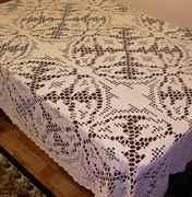 скатерть филейное вязание крючком схемы бесплатно