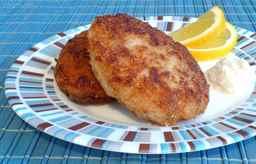 рецепты рыбных котлет из фарша красной рыбы