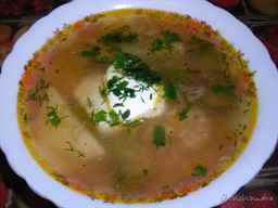 как сварит суп рассольник с перловки рецепт с фото