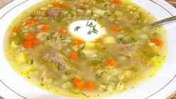 как приготовить суп из курицы фото
