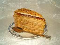 рецепт приготовления коржей для торта в духовке