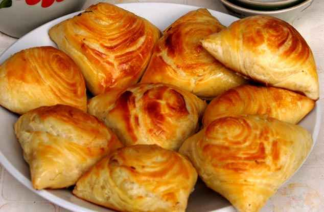 узбекская самса с курицей рецепт