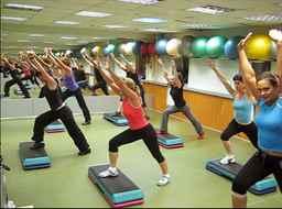 Тренировка для похудения в тренажерном зале