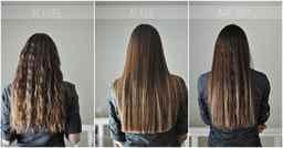 После кератинового выпрямления чем мыть волосы
