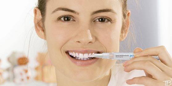 как можно отбелить зубы в стоматологии