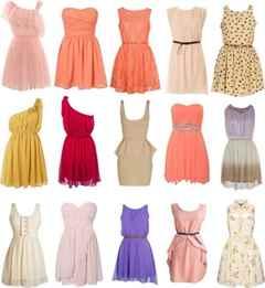 летние платья по низким ценам