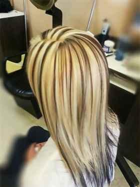 Мелирование на светлые волосы как сделать