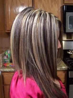 Сколько стоит мелирование на средние волосы