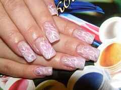 дизайн нарощенных ногтей 2012 осень: