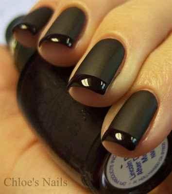 Дизайн ногтей шеллаком фото френч