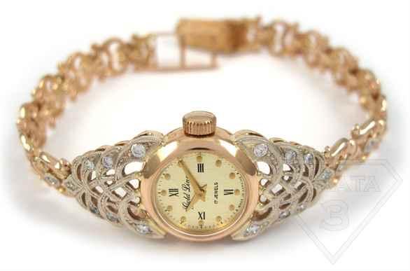 фото золотых браслетов для часов