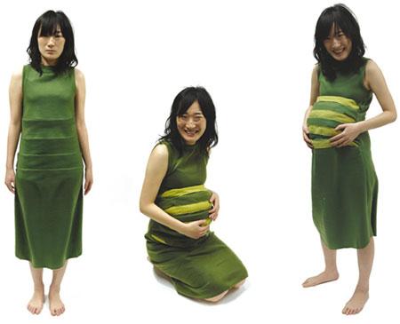 Оригинальные вещи для беременных 94