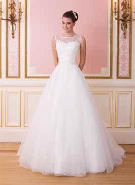 Платья свадебные пышные: 200 фото самых красивых моделей