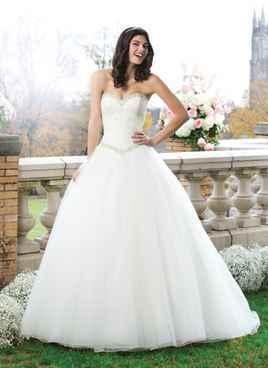 самые красивые пышные свадебные платья, фото