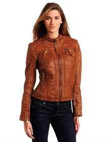 Куртки из кожи осень-зима 2014 | кожаные куртки