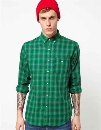 Рубашки мужские 2015: 40 фото