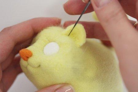 наращивание ногтей смайлики фото