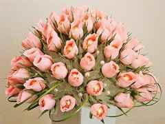 Тюльпаны своими руками пошаговое фото