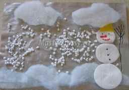 Поделки из фетра для детей: новогодние
