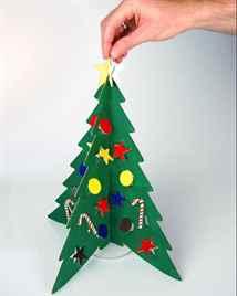 Поделки из картона своими руками на новый год фото