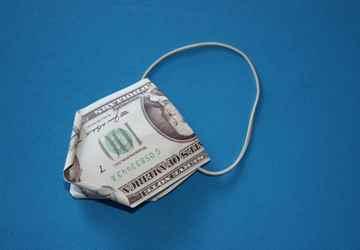 Как сделать букет из денег: пошаговый мастер-класс 22