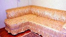 Чехол на угловой диван своими выкройка фото 698