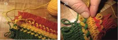 Вязание на вилке для начинающих: схемы, описание техники, видео и мастер-класс