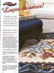 Японская вышивка ковровой иглой мастер класс видео пошагово #3