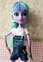 Выкройки одежды для кукол из ткани своими руками