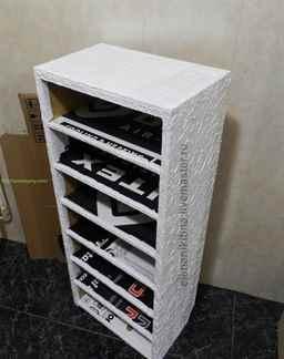 Выкройки мебели из картонных коробок фото 852