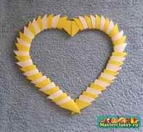 модульное оригами круг схема