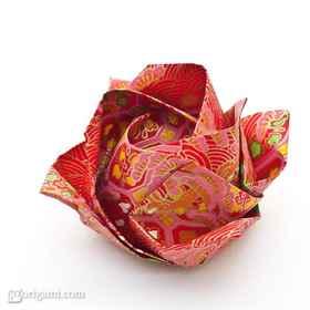 Роза с конфетами из бумаги своими руками пошаговая инструкция фото 402