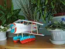 фигуры оригами самолет