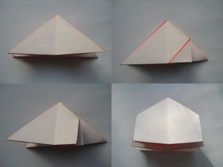 У получившегося треугольника