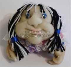 Мастер класс кукол попиков погореловой валентины
