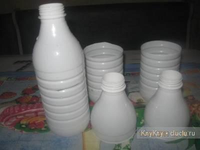 Как сделать из пластиковой бутылки